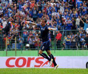 Jogador chegou a ser anunciado em dezembro, mas clube da Indonésia só o liberou agora (Foto - Divulgação)